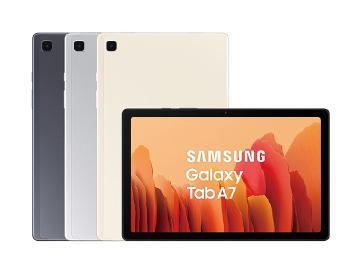 三星平板Galaxy Tab A7台灣10月上市 6990元起