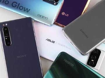 台灣8月手機銷售量排行公布 realme擠下OPPO成為前三大
