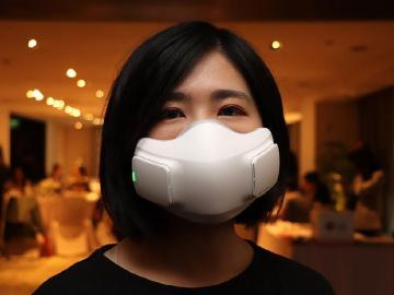 LG PuriCare口罩型空氣清淨機在台亮相 10月開賣