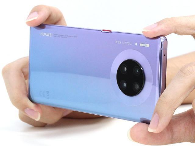 華為手機退出台灣市場 P40 Pro取消上市計劃