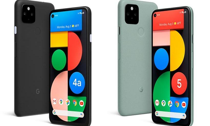 Google Pixel 4a 5G與Pixel 5發表 Nest Audio同步推出