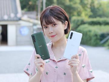 正港MIT台灣製造 HTC U20 5G大螢幕手機體驗