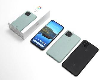 Google首款5G規格手機 Pixel 5與4a 5G開箱跑分