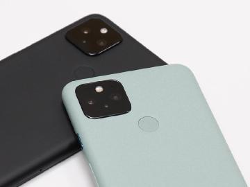 雙鏡頭5G手機 Google Pixel 5與4a 5G相機測試