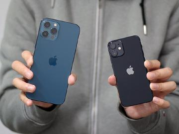 大小尺寸壓軸登場 iPhone 12 Pro Max與12 mini開箱