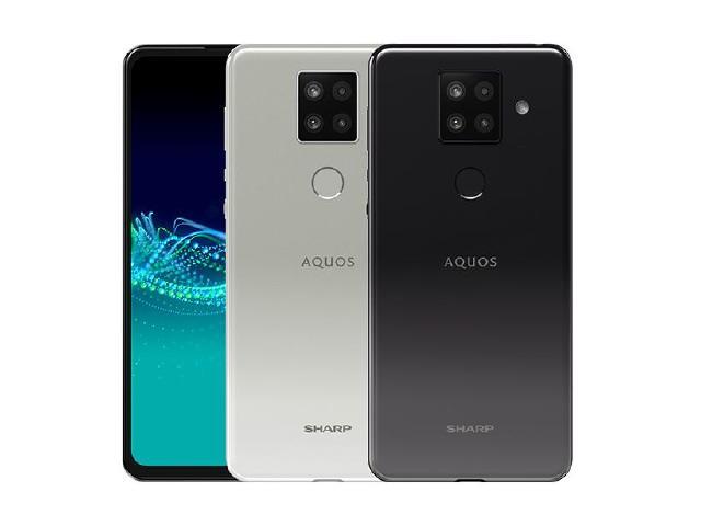 夏普大螢幕防水手機 AQUOS sense4 plus即日上市
