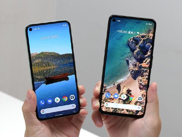 Android 11率先預載 Google Pixel 5與4a 5G功能實測