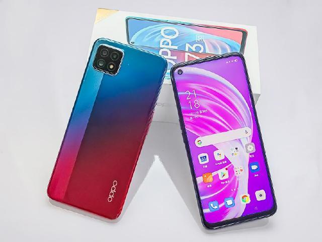 萬元有找、全台最低價的5G手機 OPPO A73 5G開箱