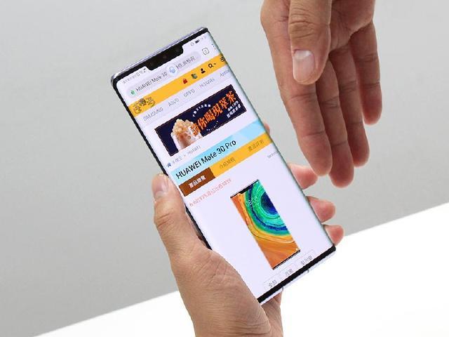 華為否認退出台灣手機市場 P40 Pro仍在評估當中