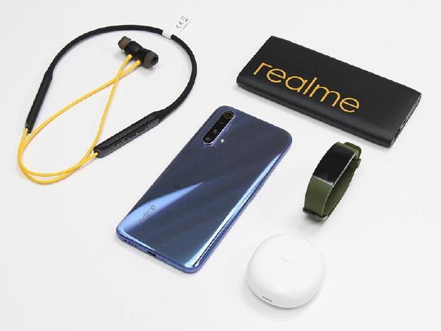 realme拚站穩台灣前五 12月下旬再推兩款5G手機
