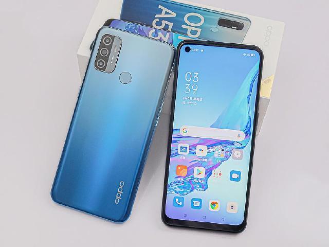 平價手機也有高更新率螢幕規格!OPPO A53開箱跑分