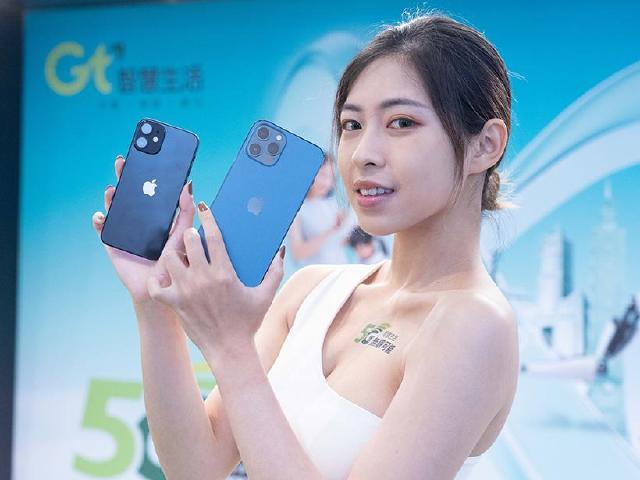 新年換新機 iPhone 12全系列亞太5G資費購機再降4千5