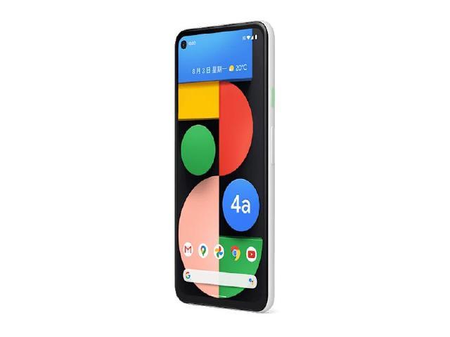 Google Pixel 4a 5G推新顏色!「就是白」即日上市