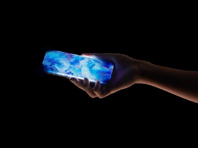 小米發表四曲面瀑布屏概念手機 展現無孔化未來手機型態