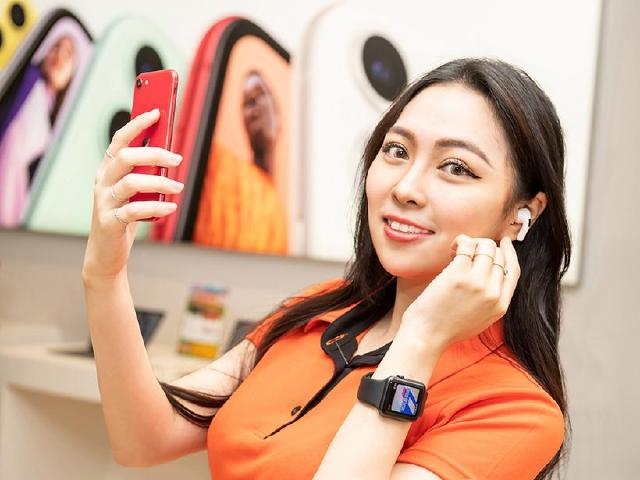 德誼推Apple Watch獨家優惠 2月底前買就送旅行充電座