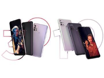 Motorola發表4G手機G30與G10 台灣最快4月上市