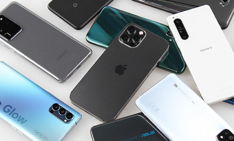 台灣12月手機銷售 iPhone 12加持再創蘋果銷售額市佔新高