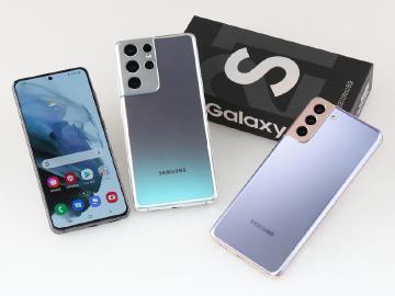 外觀設計、規格比較 SAMSUNG S21全系列手機開箱