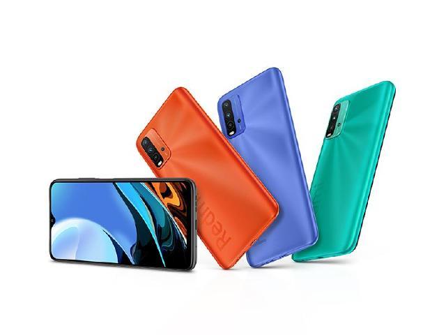 小米元宵節優惠登場 4G紅米手機Redmi 9T同步開賣