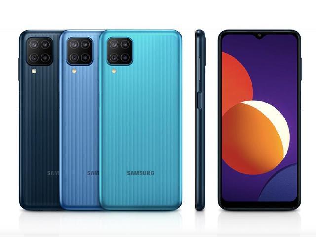 6千大電量手機 SAMSUNG Galaxy M12台灣最快3月引進
