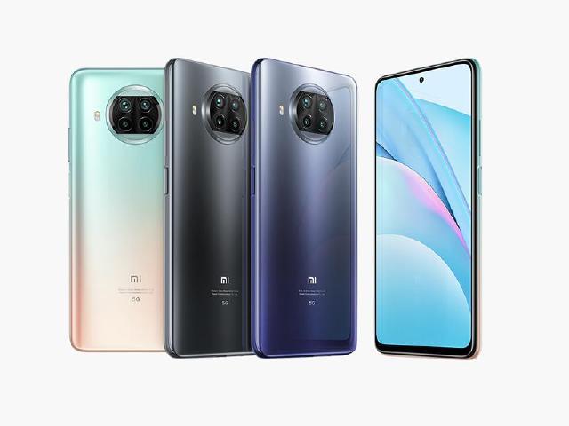 小米10T Lite 5G手機萬元有找 3/2台灣上市