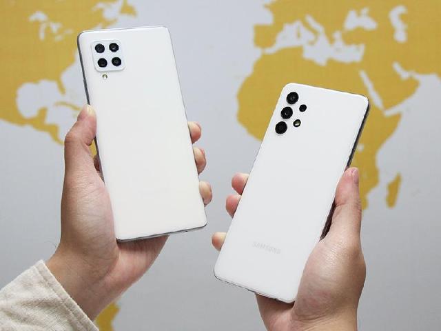 三星5G平價手機該選哪款?Galaxy A42與A32比較