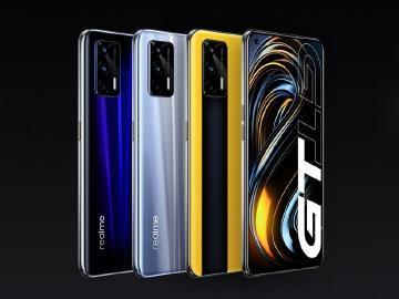 realme GT旗艦手機發表 S888、120Hz螢幕、65W閃充