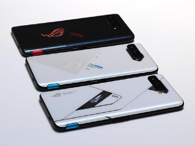 ROG Phone 5系列差異有這些!外型與規格讓你一次搞懂
