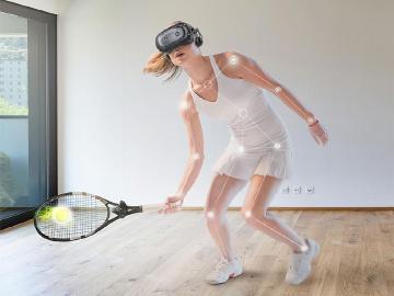 強化VR互動體驗 HTC發表VIVE移動定位器3.0與表情偵測套件