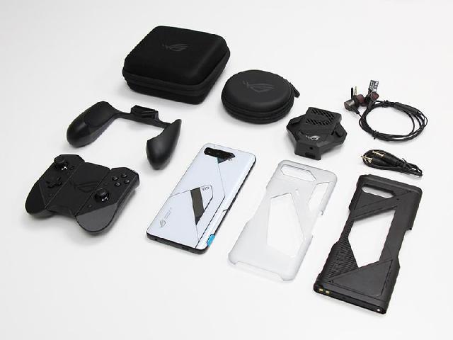 遊戲手機裝備全面進化!ROG Phone 5配件體驗