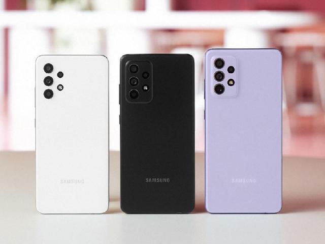 三星A系列主力手機加入防水 Galaxy A52與A72發表