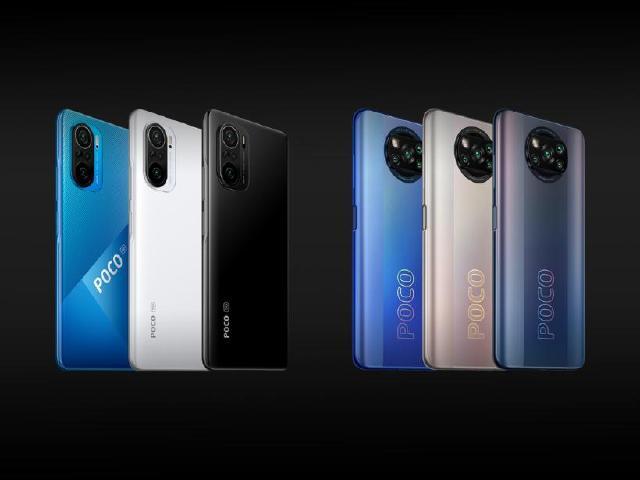 POCO F3與X3 Pro發表!採用高通S870、S860分別提供5G、4G旗艦體驗
