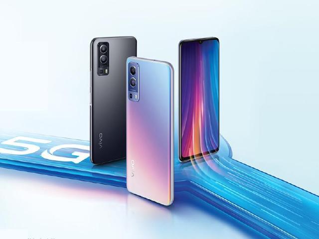 vivo Y72 5G中階手機泰國發表 4月台灣上市