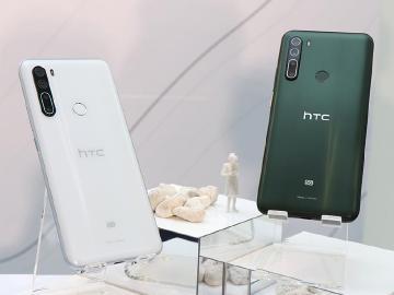 HTC春季購物節開跑 U20 5G直降5千加碼送耳機與保護殼