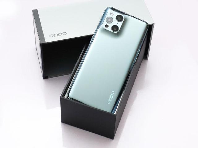 火山口相機、顯微鏡拍攝 OPPO Find X3 Pro國際版開箱