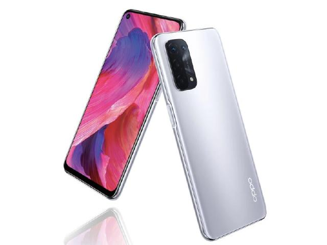 OPPO A54與A74 5G手機 4月下旬台灣開賣