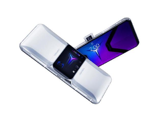聯想發表二代電競手機Legion Phone Duel 2 中置架構2.0搭配八指操控