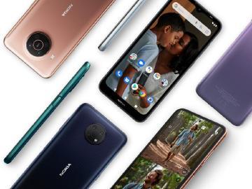 Nokia中階5G手機X20與X10發表 G與C入門系列同步亮相