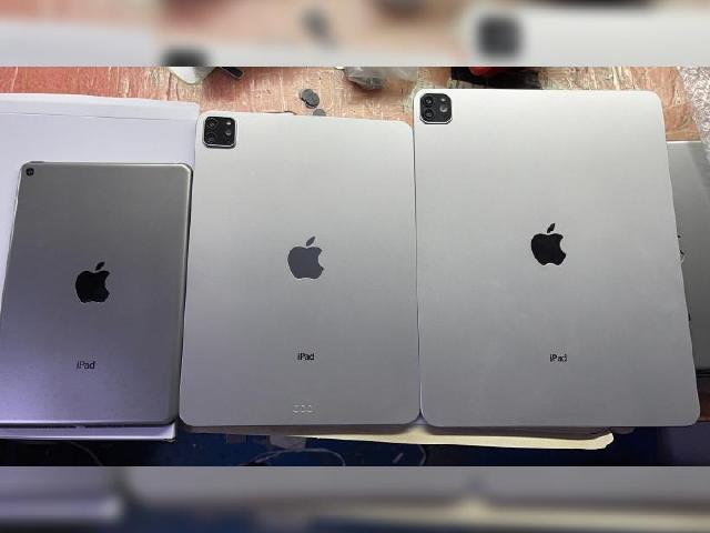 新iPad Pro與iPad mini疑曝光 12.9吋平板聰穎接點傳移位