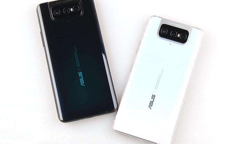 華碩ZenFone 8 Flip新機跑分疑似曝光 16GB記憶體搭配高通S888