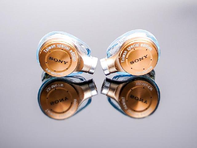 Sony推出XJE-MHRTW20台灣限定版客製化耳機