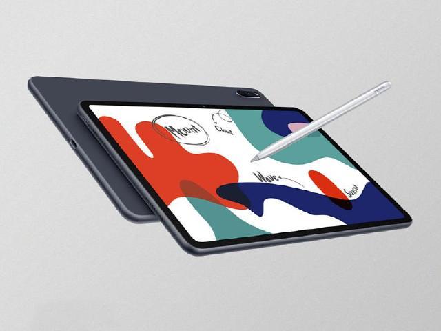 10.4吋HUAWEI MatePad平板 4月底上市