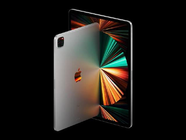新iPad Pro導入5G與M1處理器 12.9吋螢幕採用mini-LED