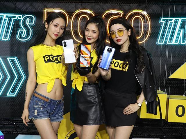 POCO雙旗艦手機登台 F3與X3 Pro價格與規格公布