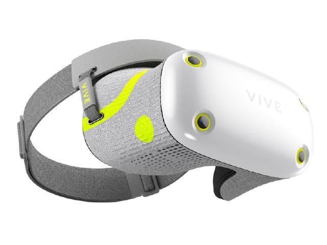 取材運動鞋!HTC VIVE Air概念性VR頭戴裝置亮相