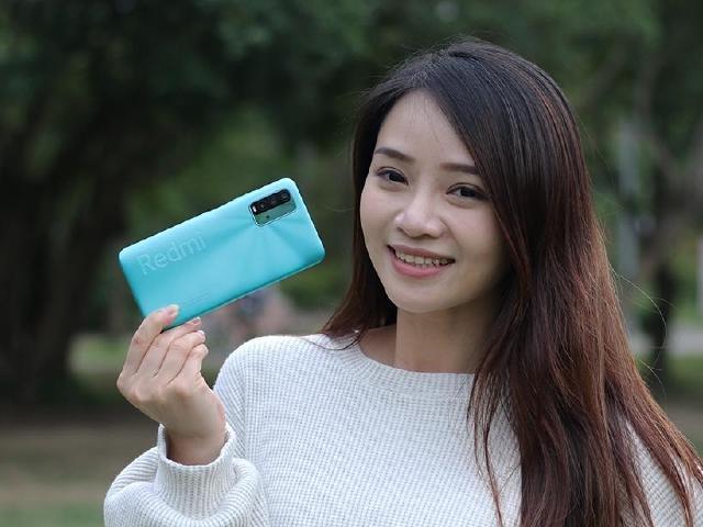 大螢幕、大電量、高CP值的紅米手機 Redmi 9T開箱