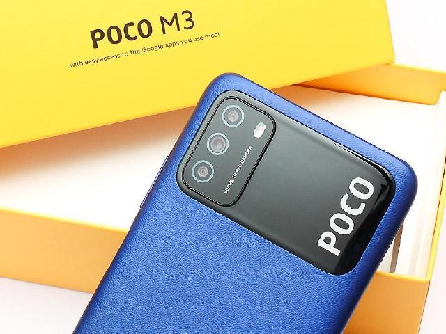 POCO母親節優惠推出購機禮與滿額送 M3降價400