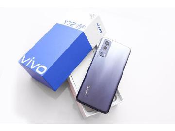 萬元出頭的Y系列5G中階手機 vivo Y72開箱跑分