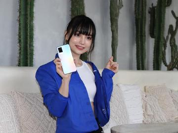 OIS防手震、雙柔光燈 vivo V21 5G手機5月中旬上市