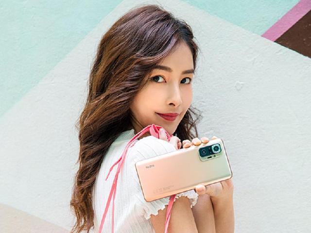1億畫素紅米手機登台 Redmi Note 10 Pro價格9千有找